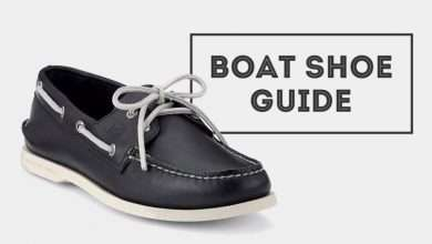 3 recommended marine shoes. Introducing fashionable items with a good fit1