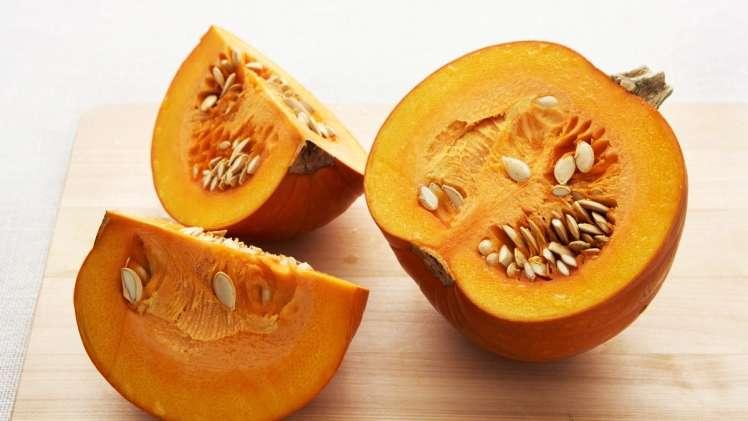 Healthy snacks sweet pumpkin seeds 1