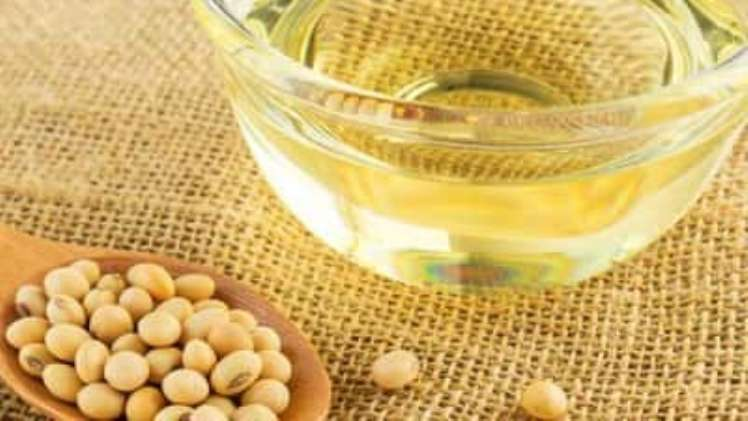 Soybean oil helps in blood circulation 1