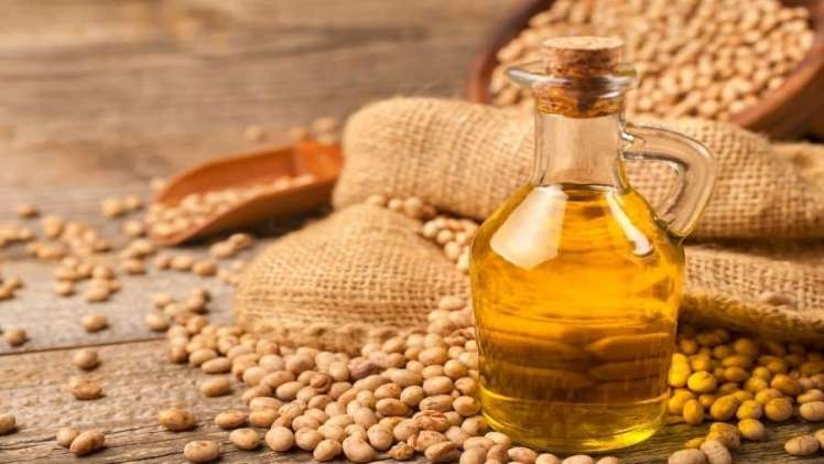 Soybean oil helps in blood circulation