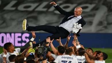 The 2020 La Liga title in the hands of Real Madrid2