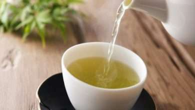 The benefits of eating green tea 1