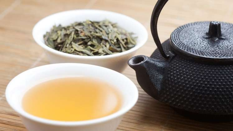 The benefits of eating green tea