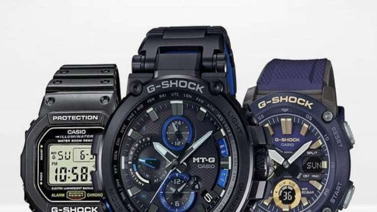 Top 3 Marvelous G Shock Watch Thats all Time Trending