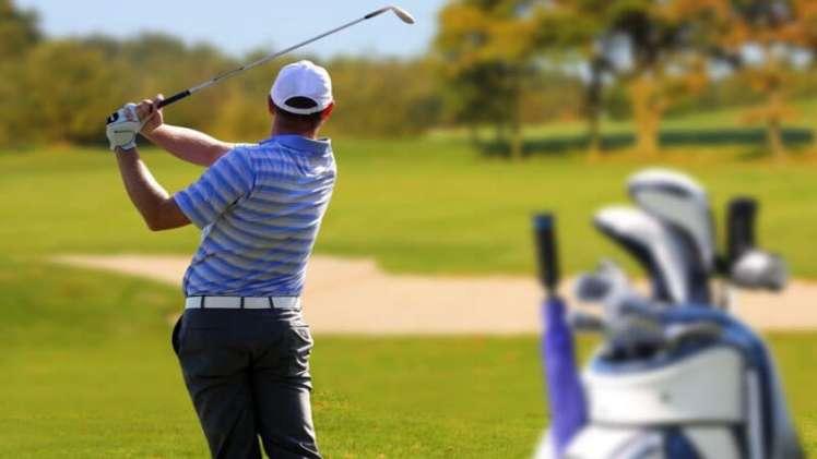 What equipment to start golf