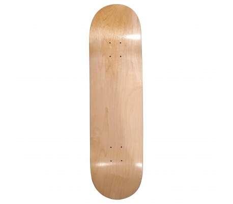 nude boards 775 to 85 skateboard deck