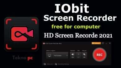 Best screen recorder software in 2021IObit Screen Recorder