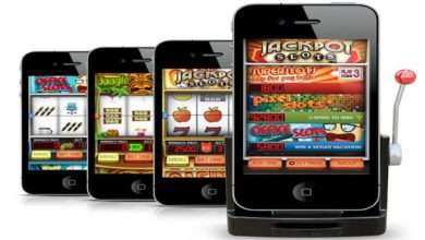 Slots with Mobile Phone