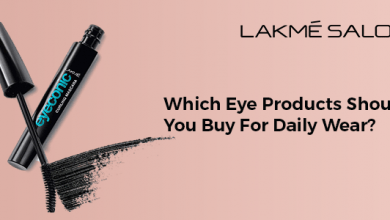 Which eye products should you buy for daily wear