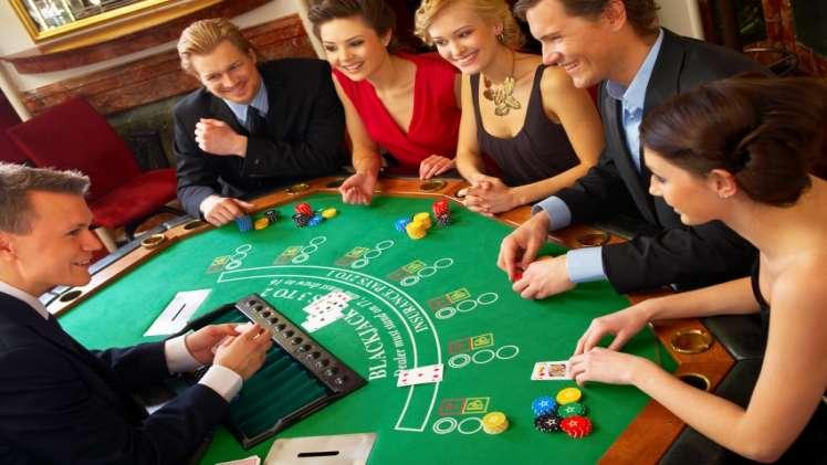 bj table casino