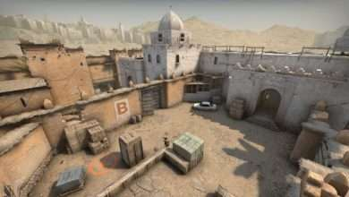 csgo dust 2 map