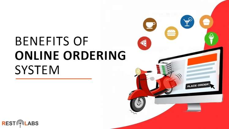 Benefits of ordering from online app