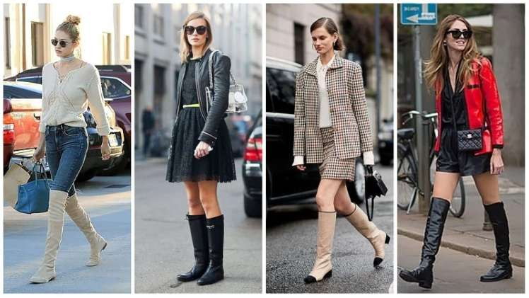 Guide to style high boots