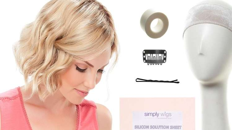How to Secure a Wig 6 Solutions to Securing a Wig