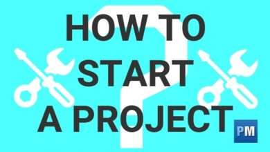 HowToStartAProject 1