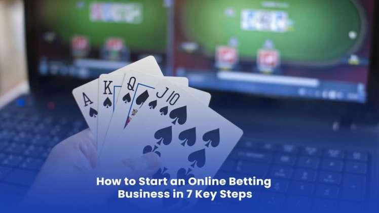 Steps For Beginners To Start Online Betting