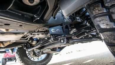 41043 4 4 suspension system gmc sierra denali 1500 4wd w adaptive ride control