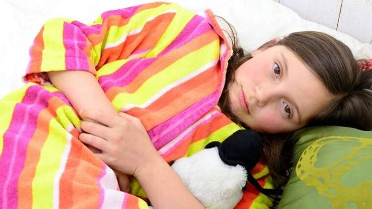 5 Tips For Relieving Stomach Pain in our Kiddos