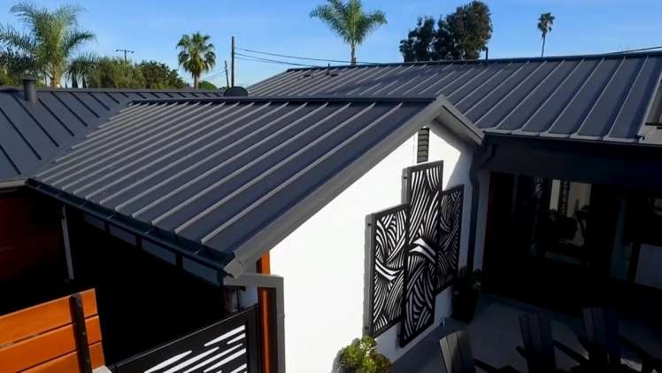 Benefits of Standing Seam Metal Roofing System