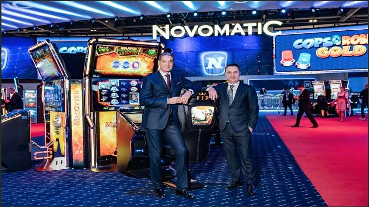 Best Online Game by Novomatic