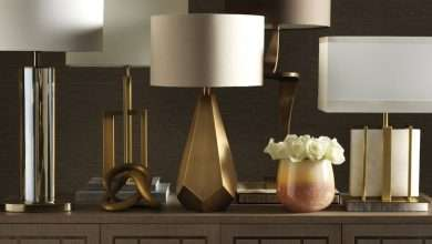 How to collect fancy and nice table lamps