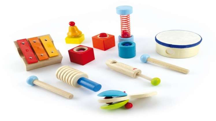 What Are The Top 5 Benefits Of Musical Toys In Babies