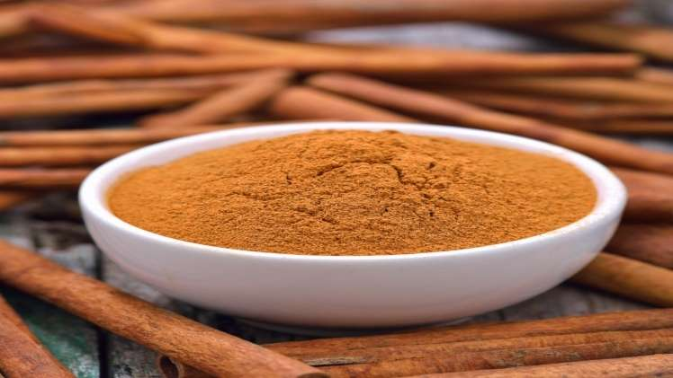 cinnamon sticks powder cinnamon bowl table 55883 8002
