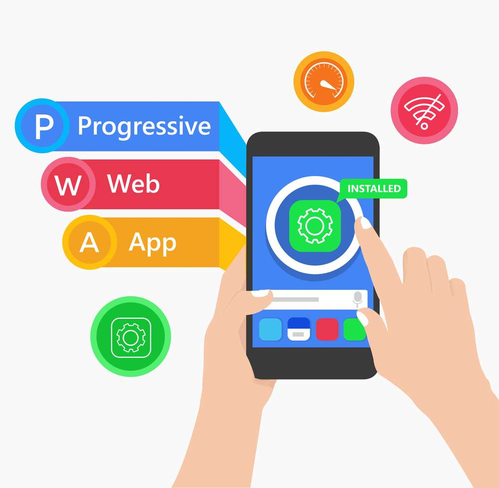 top hybrid app development company