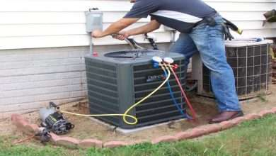 WHEN INSTALLING A NEW HVAC SYSTEM