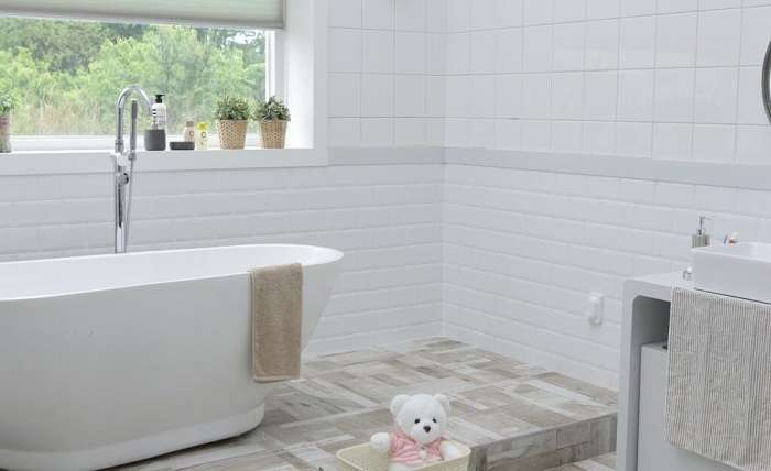 After Bathroom Remodeling in Panama