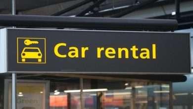 Airport Car Rental 1