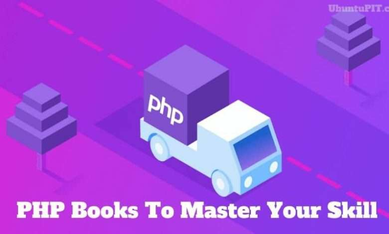 Best PHP books in 2021