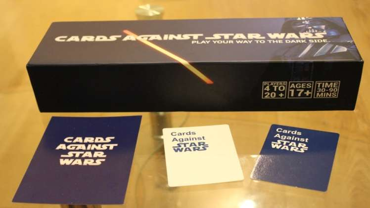 Cards Against Star Wars May The Laughs Be With You 2
