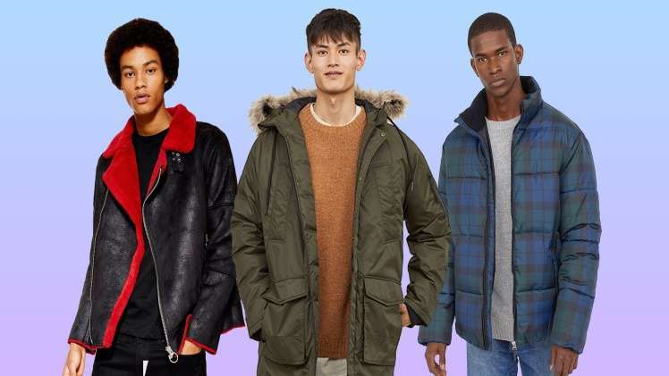 Check out these six jackets that are on trend this season
