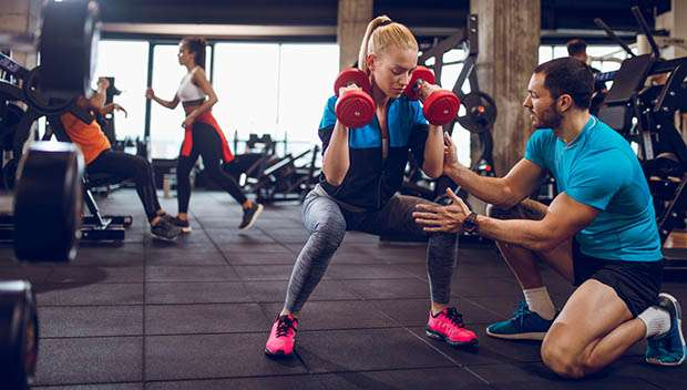How to accomplish your fitness with a personal trainer