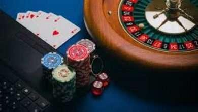 Type of online gambling games