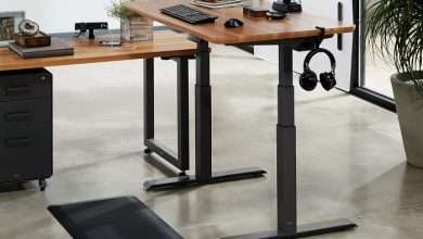 WHAT IS AN ELECTRIC STANDING DESK