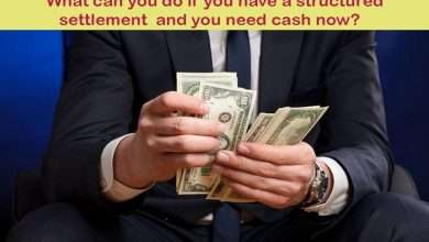 What can you do if you have a structured settlement and you need cash now