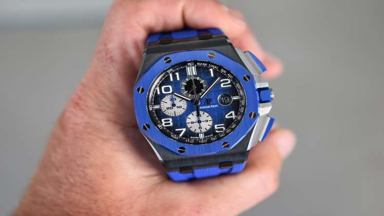 8 Iconic Watches from the Audemars Piguet Collection
