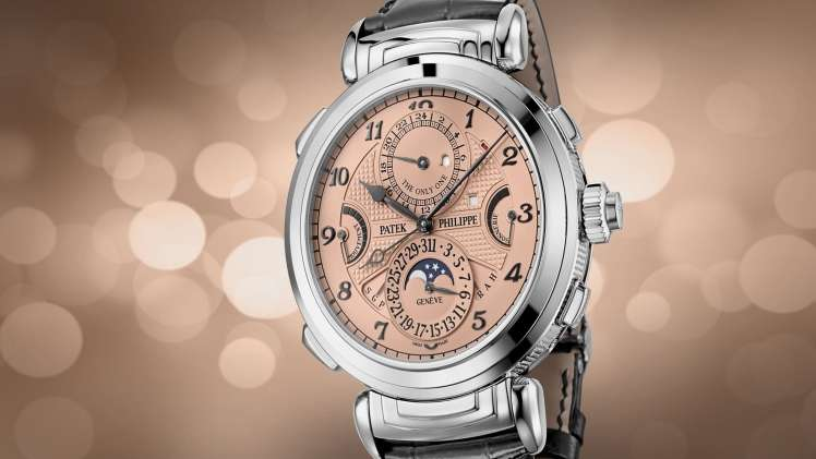 8 Most Expensive Watches in the World