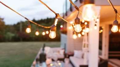 Buy Outside LED Lights to Increase Security and Beauty of Outdoor Space