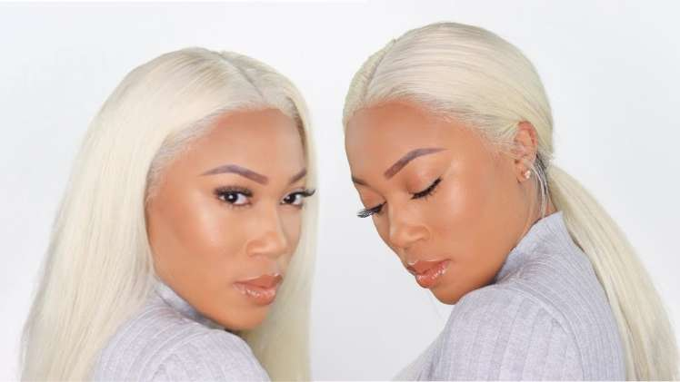 How you can install the 613 blonde lace wig