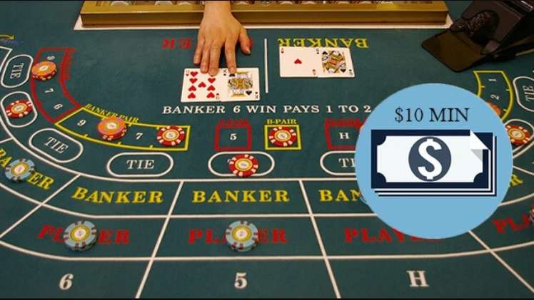 Play Baccarat Game for Fun and Profit1