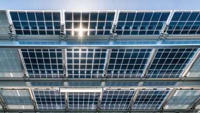 Solar Panels PV Structures