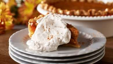 Spice Up Your Dessert With Cinnamon Whipped Cream