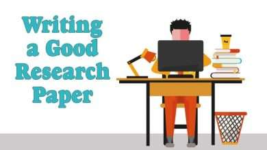 The 10 easy Steps To Write a Good Research Paper