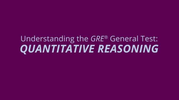 What Skills are tested in GRE sections