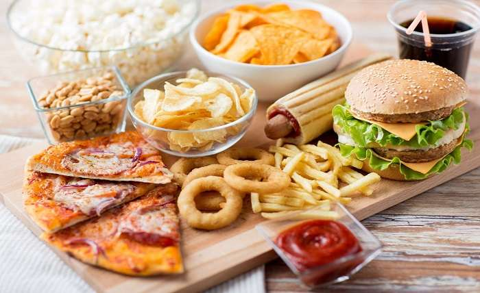What is FAST FOOD