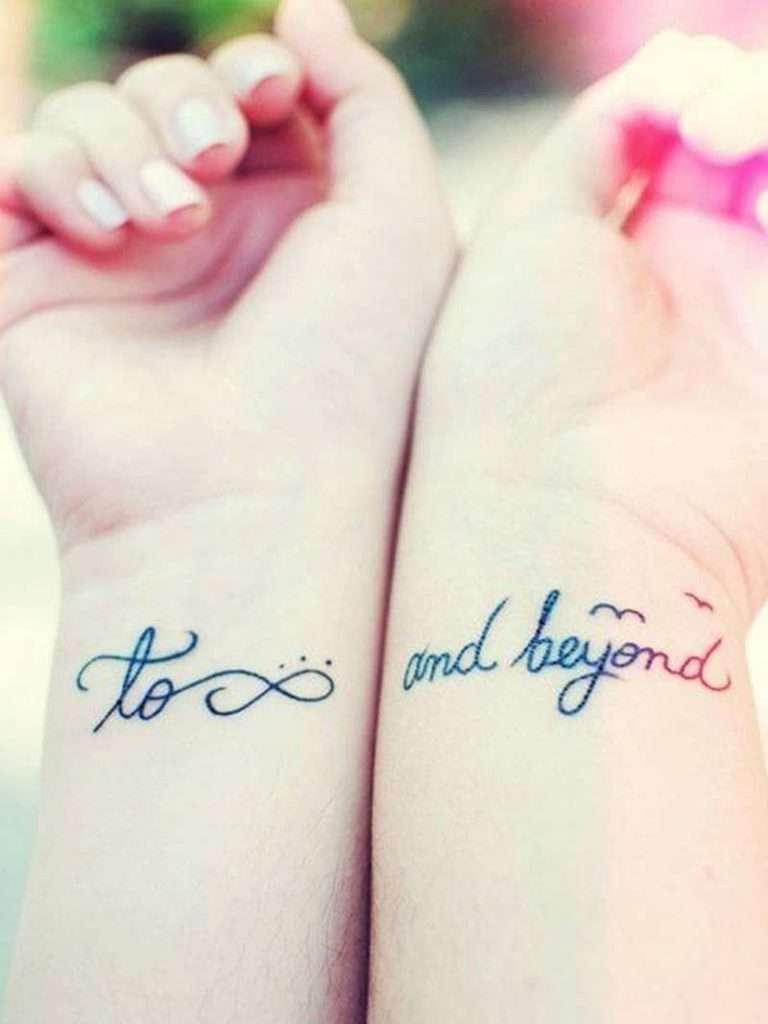 Wrist tattoos 1