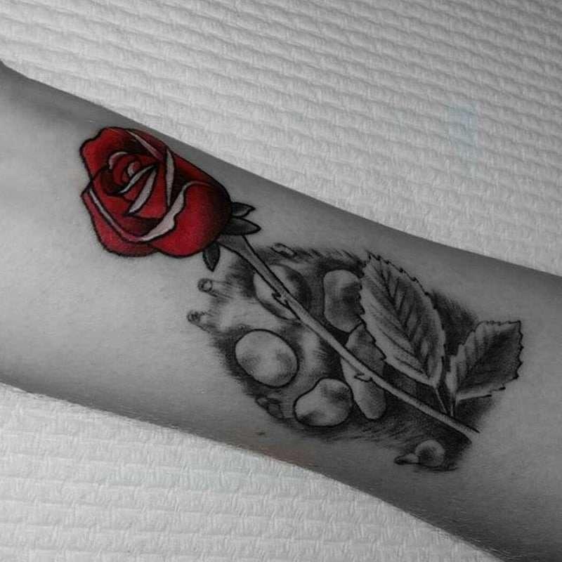 Wrist tattoos 12